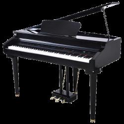 PIANO DE COLA DIGITAL...