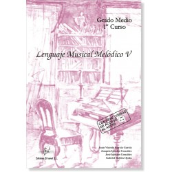 LENGUAJE MUSICAL MELÓDICO V