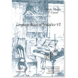 LENGUAJE MUSICAL MELÓDICO...